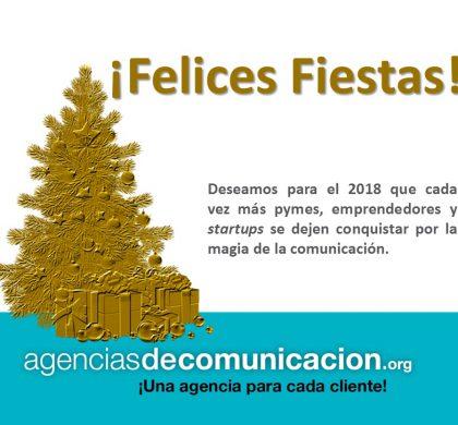 El equipo de AdC os desea ¡Felices Fiestas!
