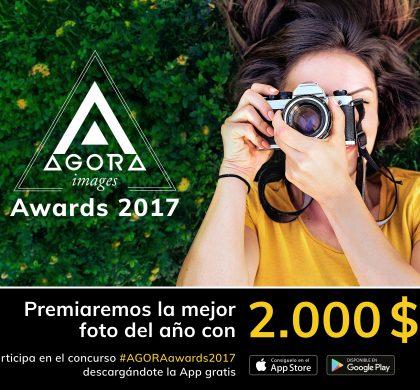 AGORA images convoca su concurso anual de fotografía con un premio de 2.000$
