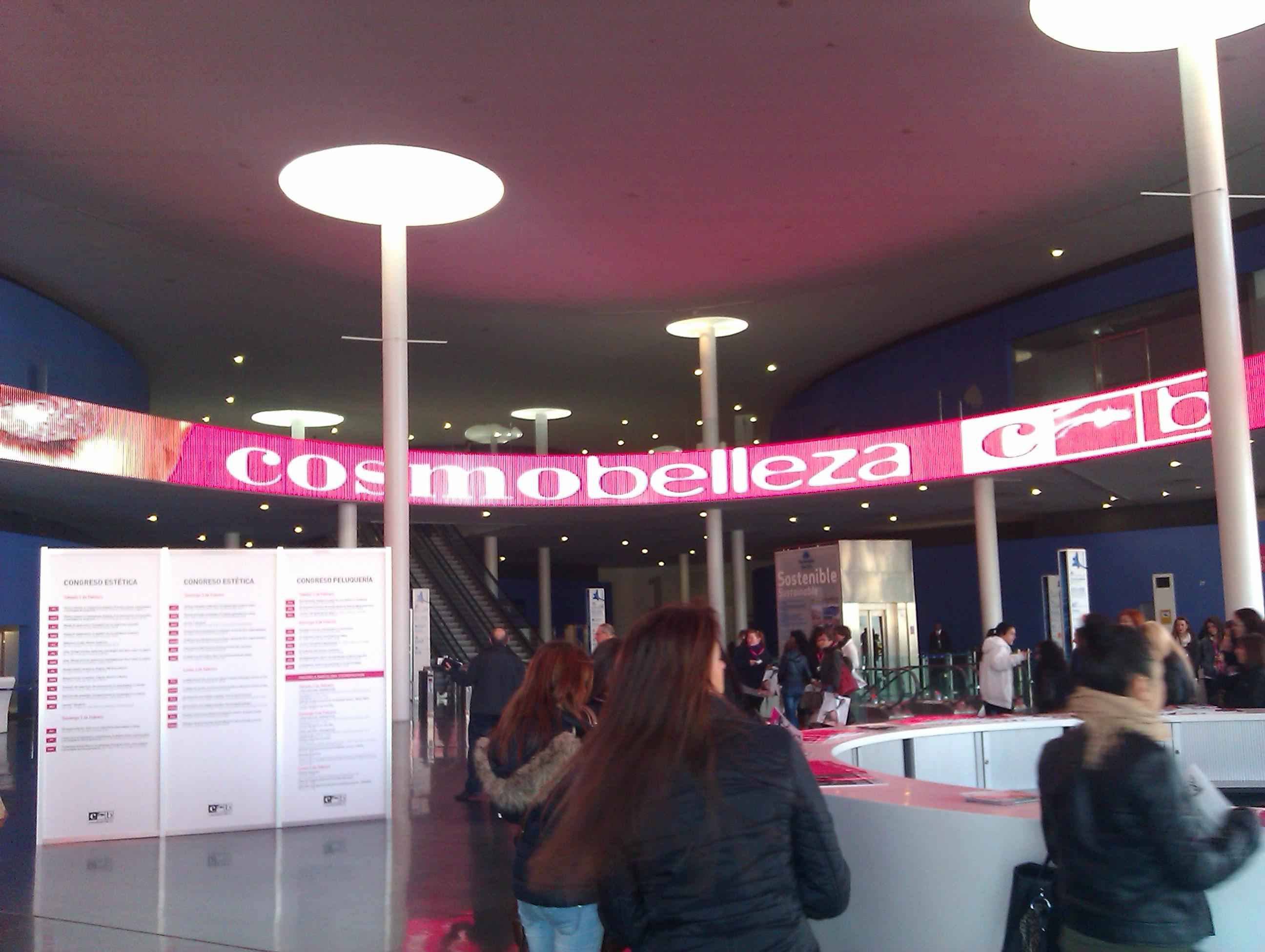 Cosmobelleza 2013