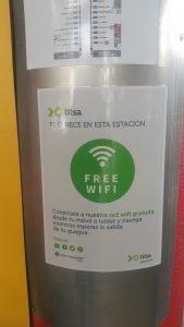 Más de 100.000 usuarios se beneficiarán de un servicio de wifi gratuito en estaciones de autobuses desarrollado por InternetCanarias