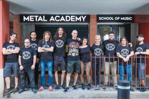 Abre en Barcelona el primer centro musical de Europa especializado en Metal y Hard-Rock