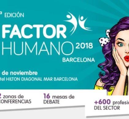 Grupo SPEC participa en la 3ª edición del Congreso Factor Humano en Barcelona