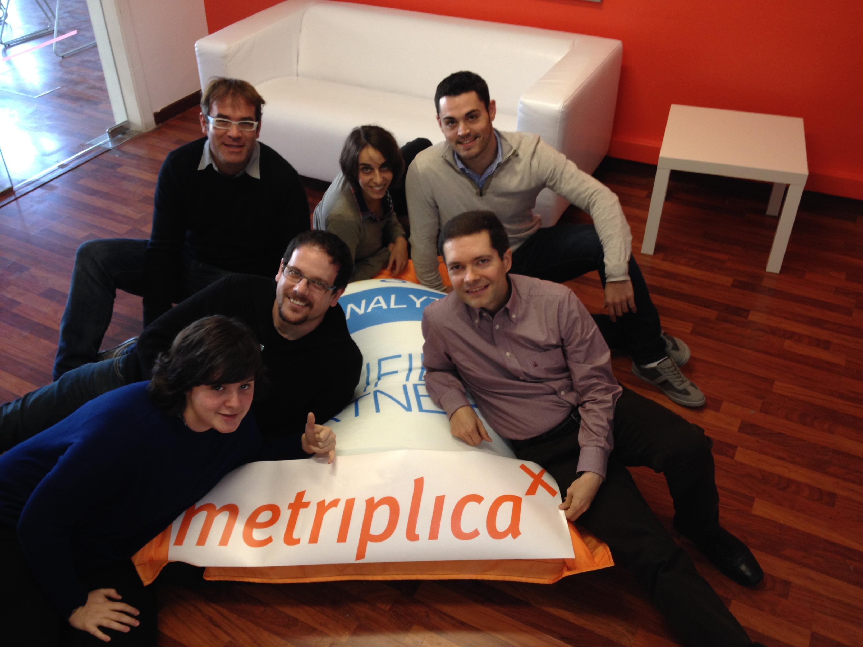 La consultora metriplica adquiere watt project for Oficines racc barcelona