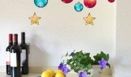 Vinilos decorativos emocionales, la última tendencia de estas Navidades