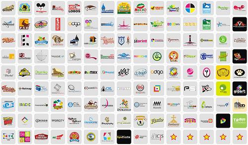 Marcas con sus nombres y logos - Imagui