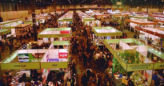 BioCultura, más que una feria un gran mercadillo ecológico