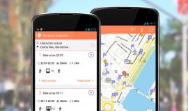 Nueva red de autobuses TMB: toda la información en tiempo real en una sola app
