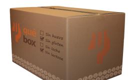 Nace QuéBox para ayudar a celiacos e intolerantes a la lactosa