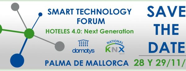 Domotys y KNX España organizan el Smart Technology Forum