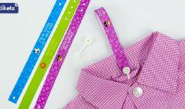 Cintas personalizadas Stikets, la nueva moda para la vuelta al cole