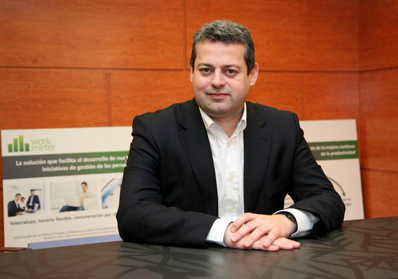 Pons, de Work Meter: 'Toda start-up necesita tiempo para consolidar su modelo de negocio'