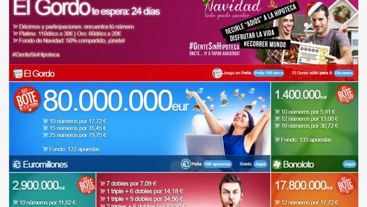 Caso de éxito: Hispaloto desvela curiosidades de la Lotería de Navidad