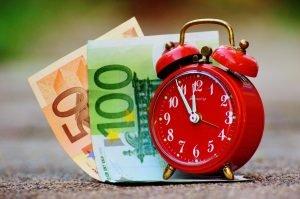 Tiempo perdido en el trabajo en pequeñas y medianas empresas