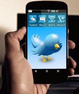 Si vas a estar en el MWC no te olvides de tuitear