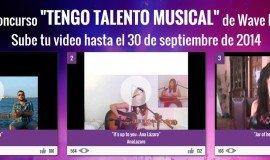 El concurso online 'Tengo Talento Musical' registra 4.000 usuarios en tan sólo 2 meses