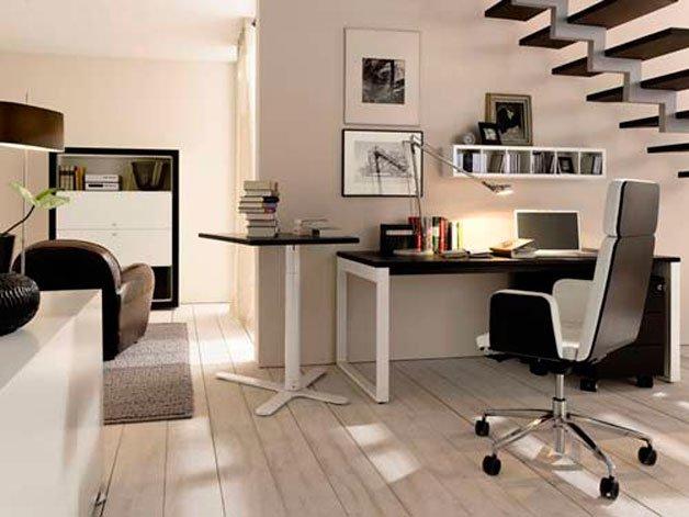 ¿Cómo integrar la oficina en casa?