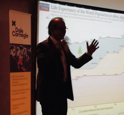 Dale Carnegie da una charla en España para tratar las relaciones multigeneracionales de los equipos de trabajo en las empresas