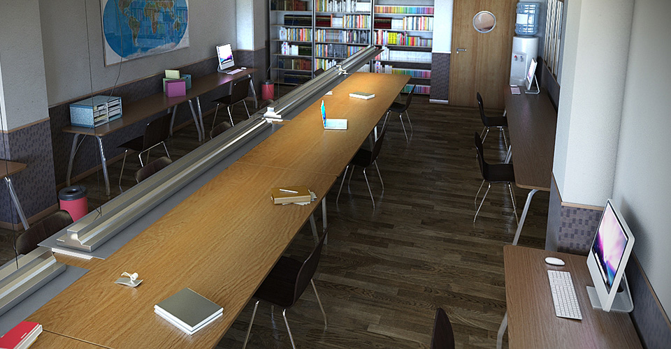 Los colegios rurales españoles siguen aislados de Internet