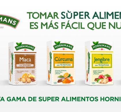 Hornimans Súper Alimentos, un lanzamiento de la agencia digital Buzz