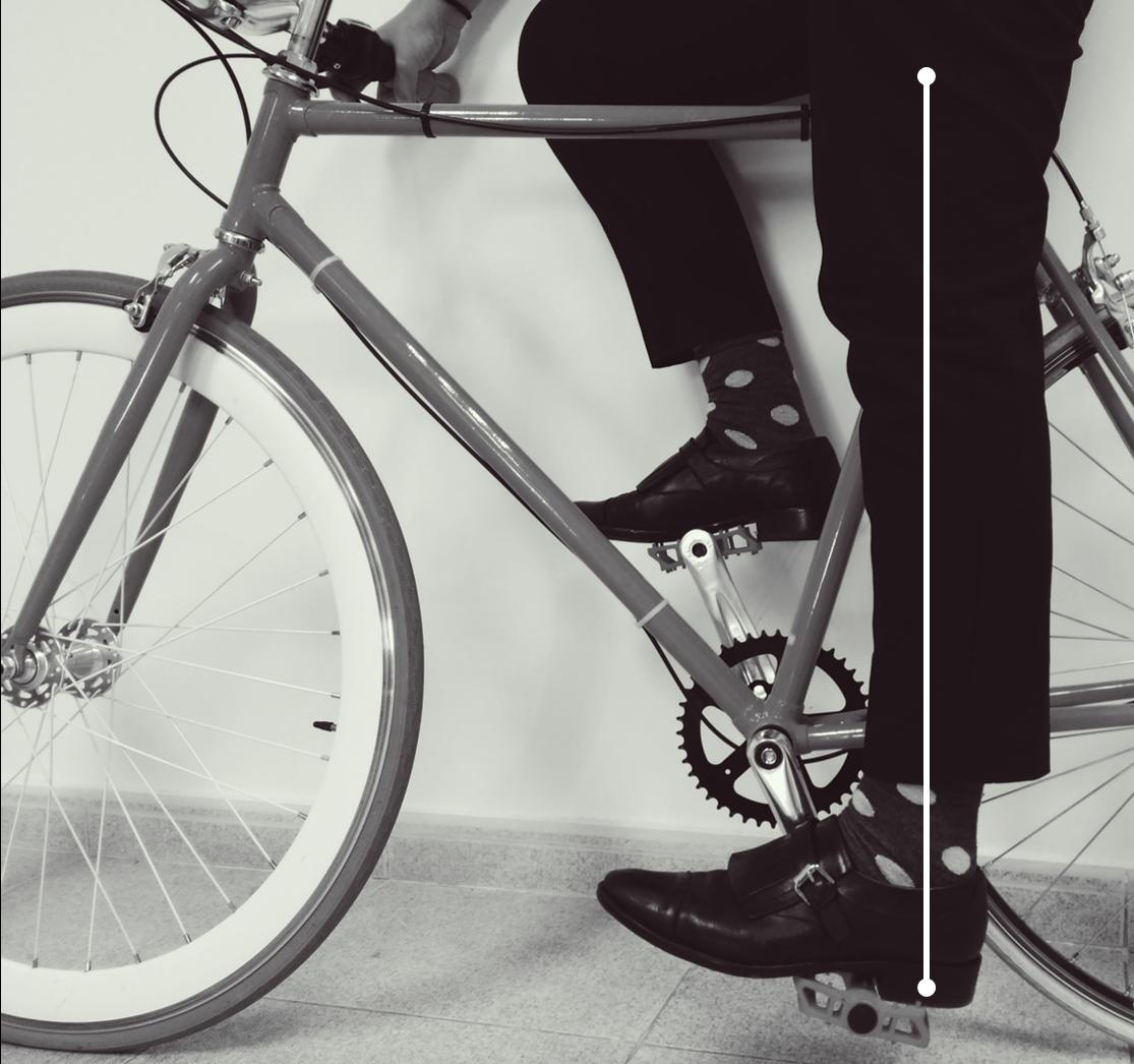 Las 4 reglas de oro para la postura perfecta en la bicicleta