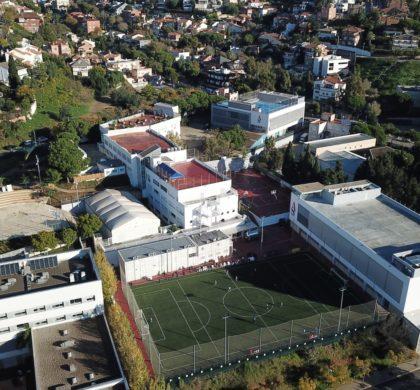 American School of Barcelona, primera escuela en abrir del país, inicia el 1 de septiembre el nuevo curso escolar