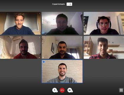 La startup Copernic abre una nueva era en el networking 3.0