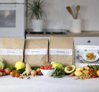 Foodinthebox, la primera empresa de meal kits del mundo en ofrecer un servicio personalizado de un nutricionista