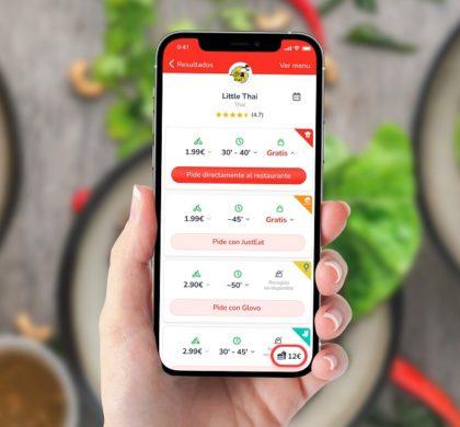 Delitbee, el Skyscanner de la comida a domicilio, logra 100.000€ en su primera ronda de financiación