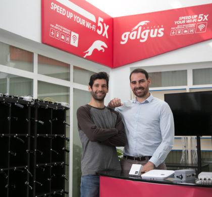 Galgus. José Antonio Delgado (CTO) y José González (CEO)
