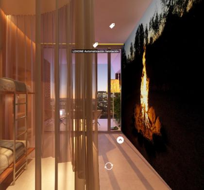 Automatización de habitaciones, un paso más hacia el hotel inteligente