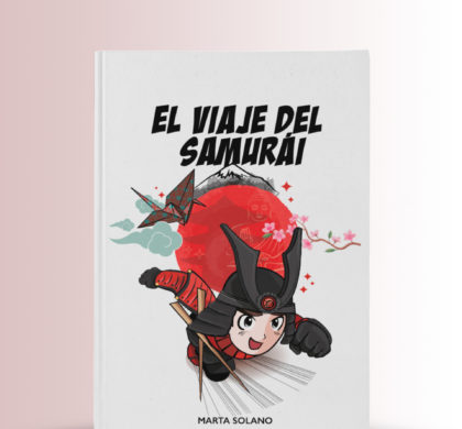 El viaje del samurái, de Marta Solano, una apasionante aventura en Japón para toda la familia