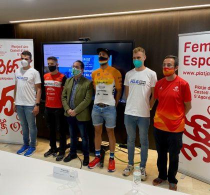 Platja d'Aro será este domingo la sede de la competición internacional de triatlón que organiza Tradeinn