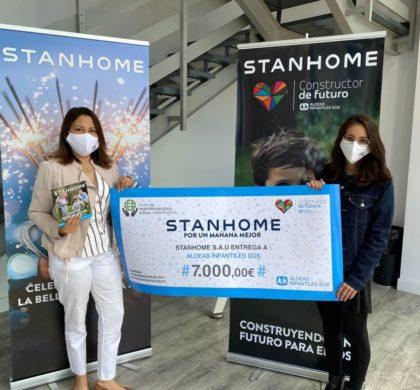 Stanhome colabora con Aldeas Infantiles SOS para ayudar a niños y jóvenes en situación de vulnerabilidad