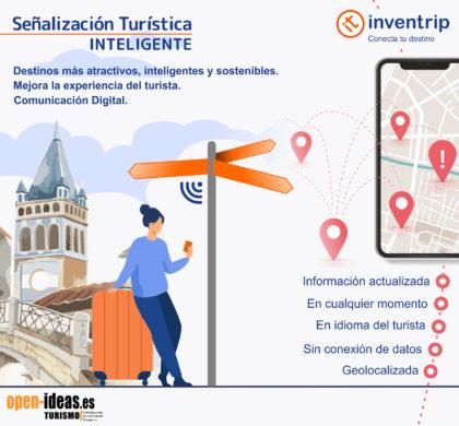 Sismotur y Open-Ideas firman un acuerdo estratégico para extender la tecnología de señalética turística inteligente