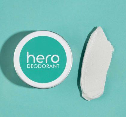 Hero Deodorant, el primer desodorante inteligente sin plástico que dura entre 3 y 7 días está hecho en España