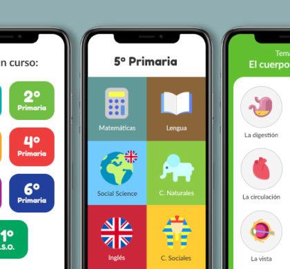 Academons, la app educativa creada por maestros para reforzar lo aprendido en clase