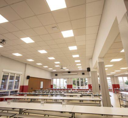 Artesolar presenta sus novedades en iluminación LED para centros de enseñanza y oficinas