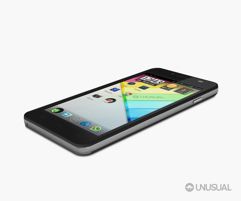UNUSUAL 50X, un smartphone de calidad desde 99€