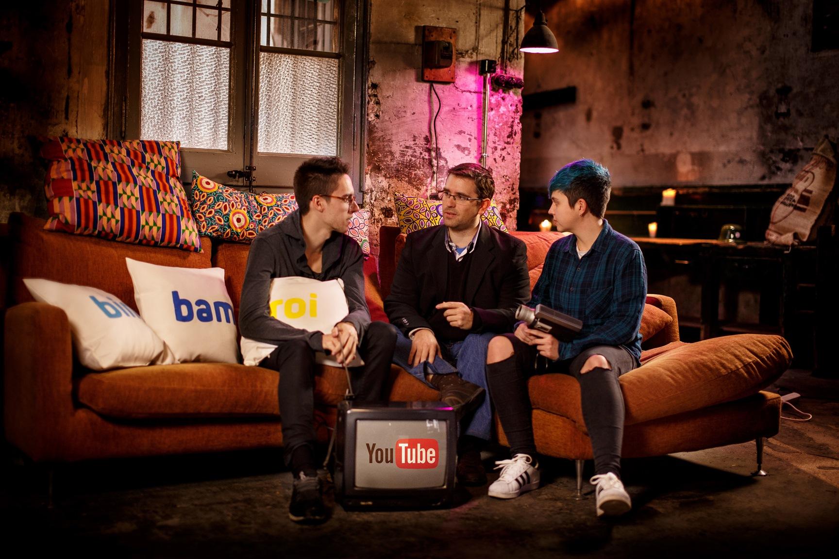 Más de 30 Youtubers e Influencers están de gira por toda España