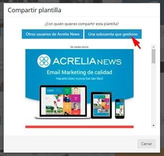 Acrelia, la plataforma de email marketing de las agencias