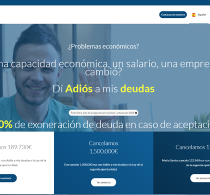 1.500.000€ exonerados: el caso de Ana, una Administradora que consigue librarse de sus deudas gracias a AdiósAMisDeudas