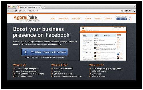 Agorapulse, una herramienta que te ayuda a gestionar tus páginas de Facebook