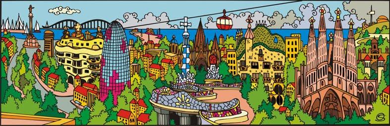 Barcelona se une al reto de ciudades 'Happy' con más de 75.000 visualizaciones en 5 días