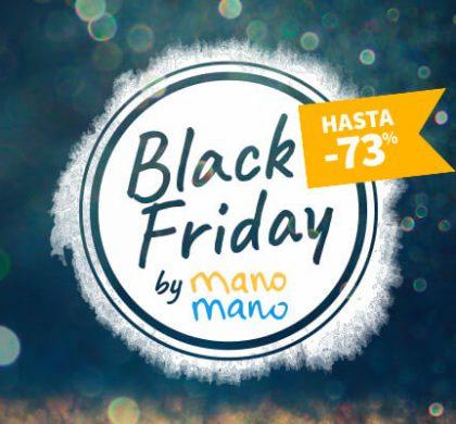 ManoMano.es celebra el Black Friday y el Cyber Monday con grandes ofertas en bricolaje