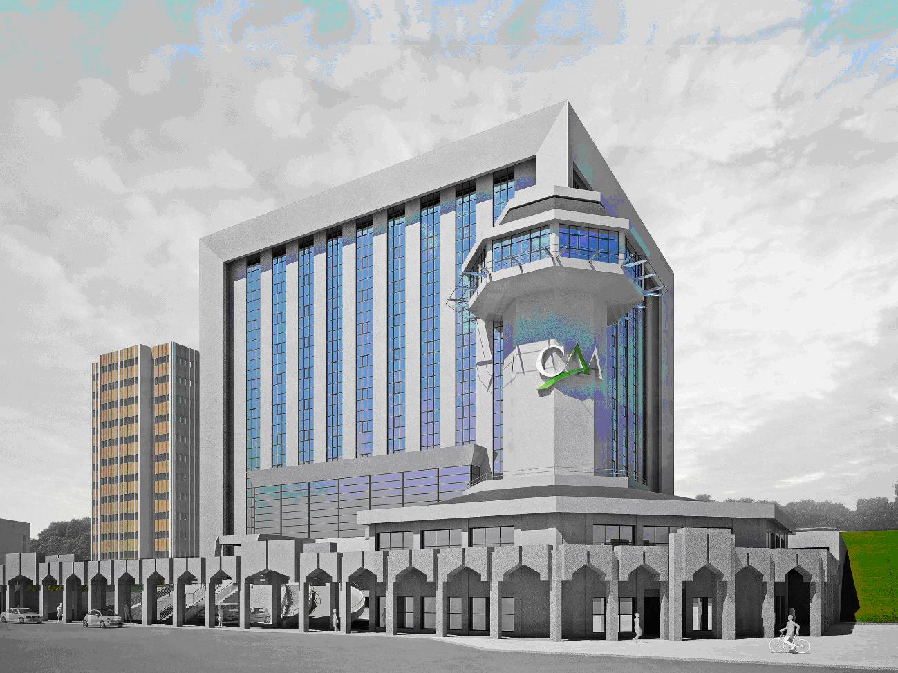 Sinelec presente en el proyecto del Banco Central del Camerún