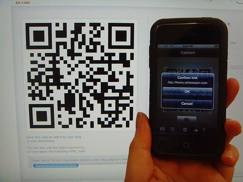 Los códigos QR, una nueva forma de promoción