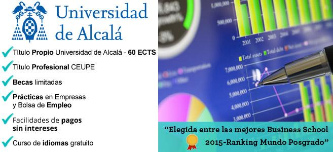 El CEUPE refuerza su relación con la Universidad de Alcalá