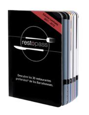 Llega RestoPass a Barcelona, el pasaporte de los restaurantes