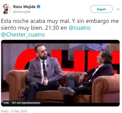 Los programas de televisión españoles con más impacto en Twitter