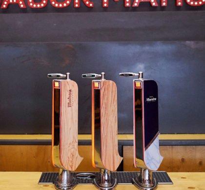 Gauzak, la agencia de diseño de producto de las grandes cerveceras